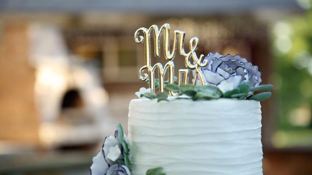 R&E cake
